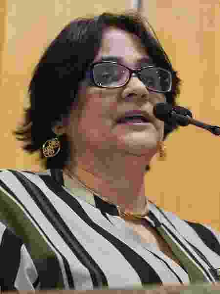 A ministra Damares Alves - Divulgação/Assembleia do Espírito Santo