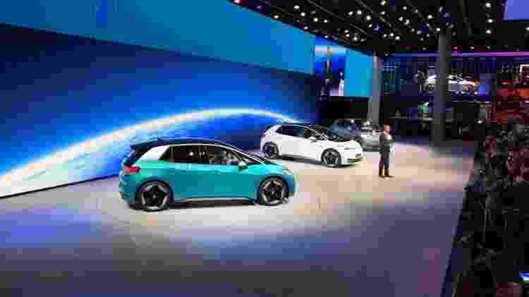 Novo logotipo VW - Ricardo Ribeiro/UOL - Ricardo Ribeiro/UOL
