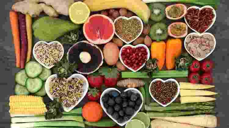 Alimentação saudável - iStock - iStock