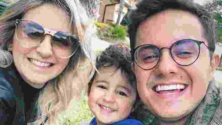Pastor Deive Leonardo em foto com a família - Reprodução/Instagram - Reprodução/Instagram