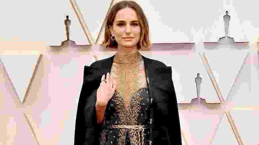 Natalie Portman - Getty Images