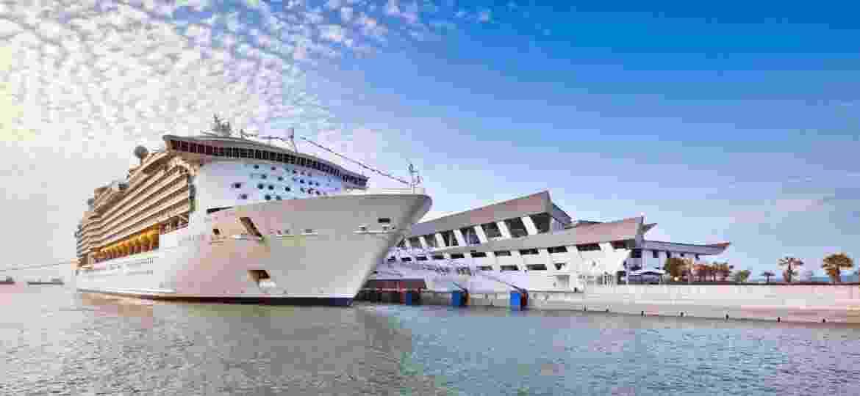 """Cruzeiros """"para lugar nenhum"""": uma das medidas de Singapura para incentivar o turismo marítimo - Singapore Tourism Board / Divulgação"""
