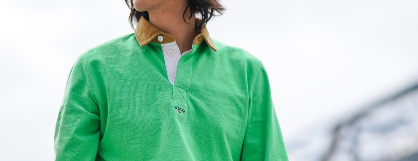 O modelo de camisa polo surgiu no esporte e depois passou a ser apropriada como um uniforme em diferentes movimentos no mundo - Edward Berthelot/Getty Images