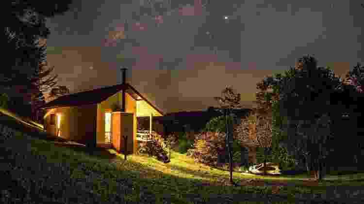 Casa na Serra da Mantiqueira, em Minas Gerais - Divulgação - Divulgação