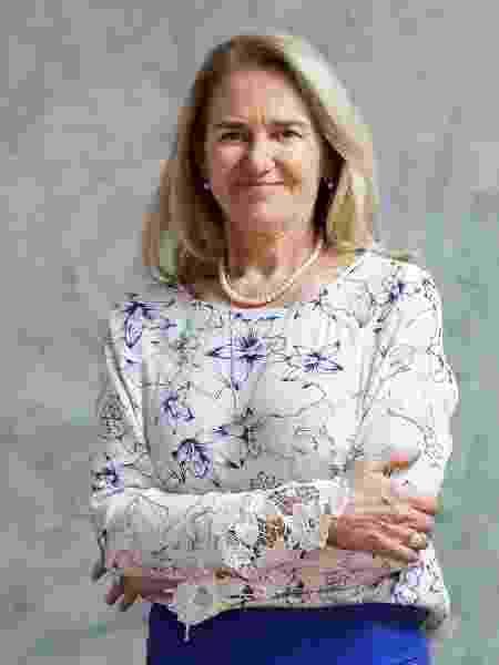 A médica Rosana Richtmann, única mulher a participar da coletiva da Coronavac  - Arquivo pessoal