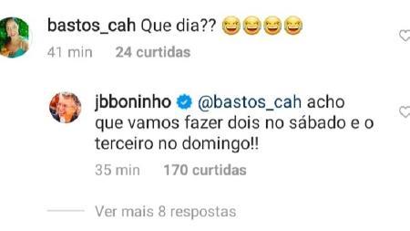 BBB 21: Boninho fala sobre Big Fone triplo - Reprodução/Instagram