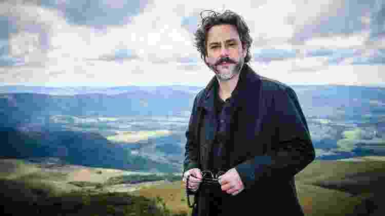José Alfredo (Alexandre Nero) em 'Império' - Alex Carvalho/Globo - Alex Carvalho/Globo