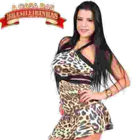 Aline Rios chamou atenção do dono da Brasileirinhas logo em sua estreia na indústria pornô - Divulgação/Brasileirinhas - Divulgação/Brasileirinhas