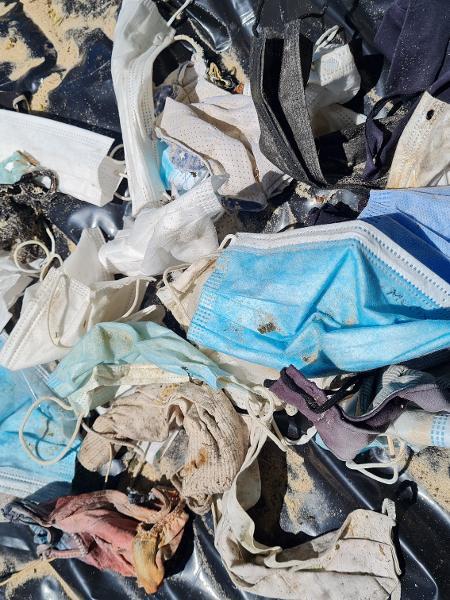 Mutirão de limpeza retira 2,5 toneladas de lixo de praias brasileiras - Divulgação