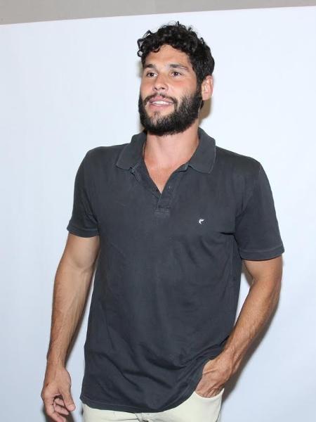 O ator Dudu Azevedo, que interpretará Jesus em novela da Record - Alex Palarea /AgNews