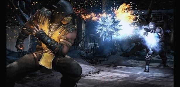 "Sub-Zero contra Ryu? Scorpion enfrentando Ken? Para criador de ""Mortal Kombat"", ideia teria que ser ""considerada"""