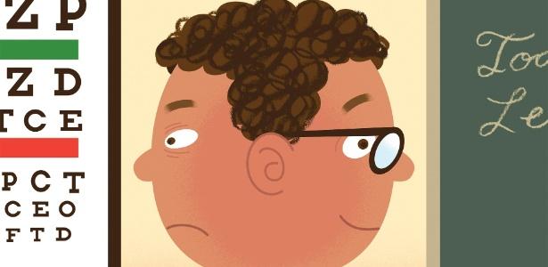 Crianças que não enxergam bem podem ter dificuldades de aprendizado - Paul Rogers/The New York Times