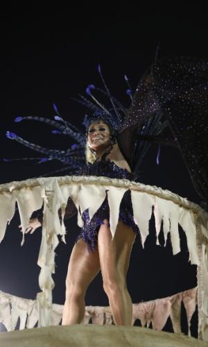 Susana Vieira, destaque da Grande Rio