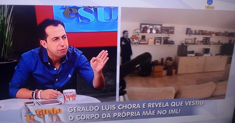18.fev.2016 - Geraldo Luís