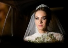 Noiva conta com ajuda de Santo Antônio e tem casamento de princesa - Rafaela Azevedo/Divulgação