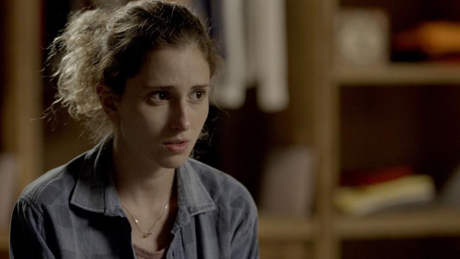 """Ivana (Carol Duarte) se consulta com psicológa em """"A Força do Querer"""" - Reprodução/GShow"""