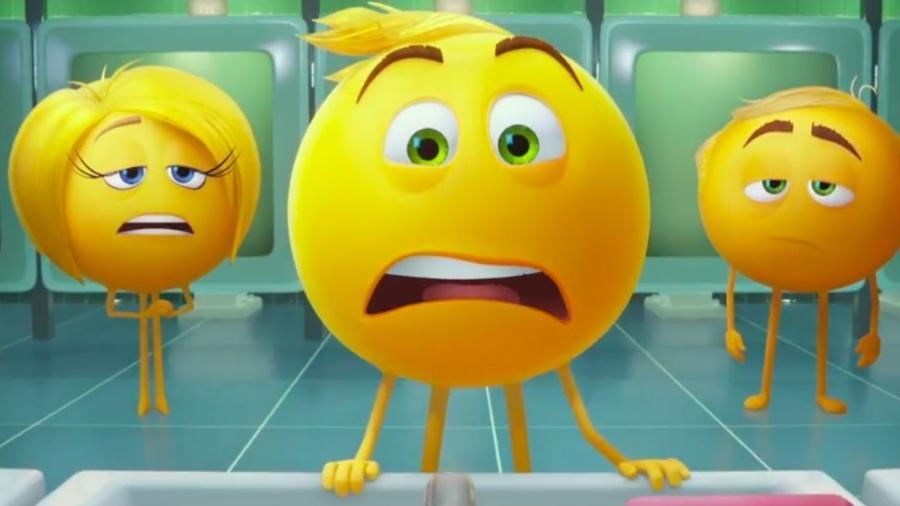 """Cena de """"Emoji: O Filme"""" - Divulgação"""