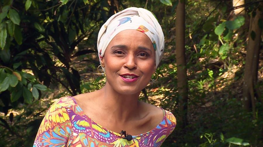 Carla Visi, ex-Cheiro de Amor, diz como ficou abalada por tratamento de quimioterapia contra o câncer - Divulgação/RecordTV