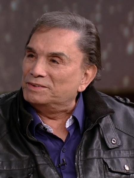 """No """"Conversa com Bial"""", Dedé Santana conta como conseguiu carta branca para rir após reclamação de diretor de """"Os Trapalhões"""" - Reprodução/Globo"""