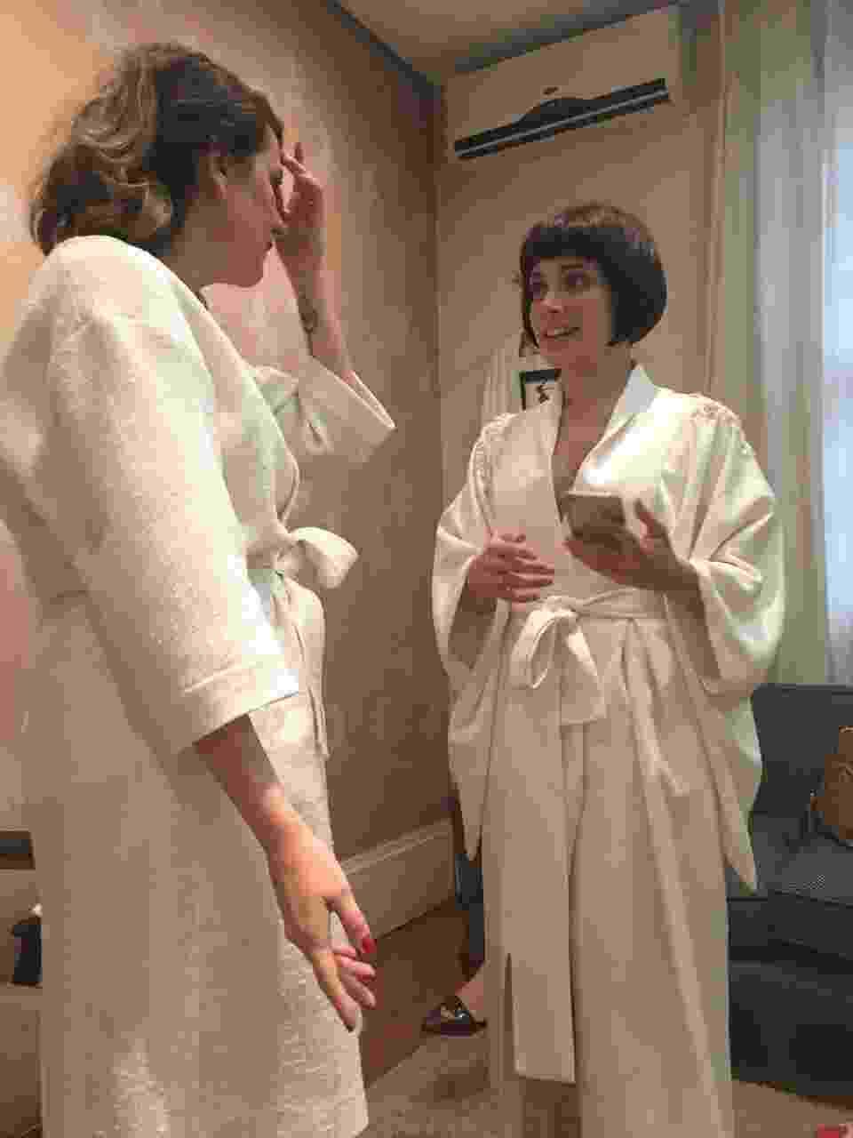 Sabrina Petraglia vestido de noiva - Divulgação