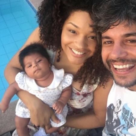 Juliana Alves, Yolanda e Ernani Nunes - Reprodução/Instagram