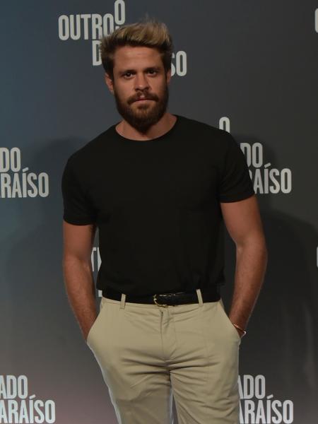 """Nicolau (Alejandro Claveaux) em """"O Outro Lado do Paraíso"""" - Divulgação/TV Globo"""