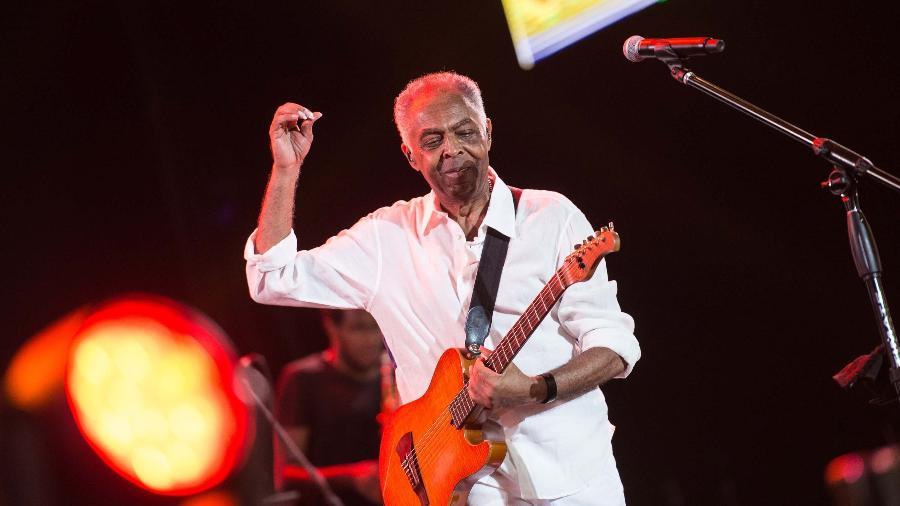"""Gilberto Gil apresentaria o show """"Refavela 40"""" em Tel Aviv - Marcelo Gandra/Futura Press/Estadão Conteúdo"""