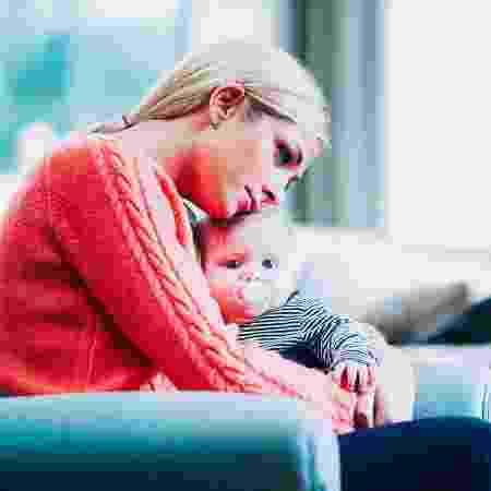 Cientistas avançaram na compreensão da depressão pós-parto - iStock
