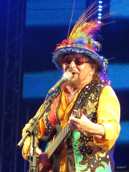 O cantor Geraldo Azevedo - Divulgação