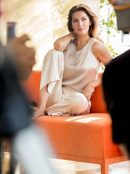 A modelo Gisele Bündchen lançará seu livro em outubro - Divulgação