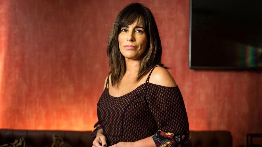 A atriz Gloria Pires - Raquel Cunha/Globo