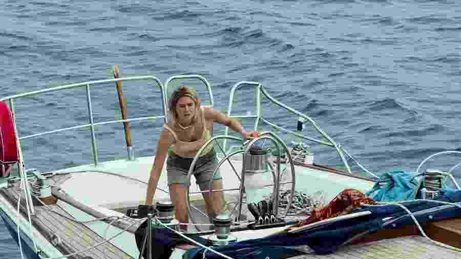 """Shailene Woodley em """"Vidas à Deriva"""" - Divulgação"""