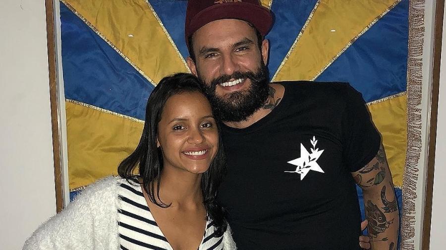 Gleici Damasceno e Wagner Santiago desfilarão pela escola de samba Paraíso do Tuiuti em 2019 - Reprodução/Instagram/paraisodotuiutioficial