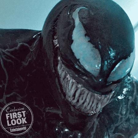 """Nova imagem do filme """"Venom"""" - Reprodução - Reprodução"""