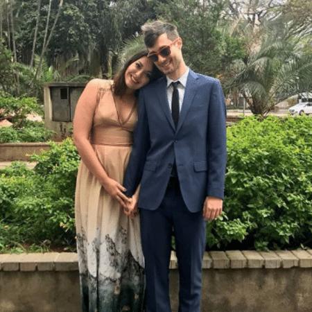 Ex-BBB Pedro Falcão se casa com Lelly Costa - Reprodução/Instagram