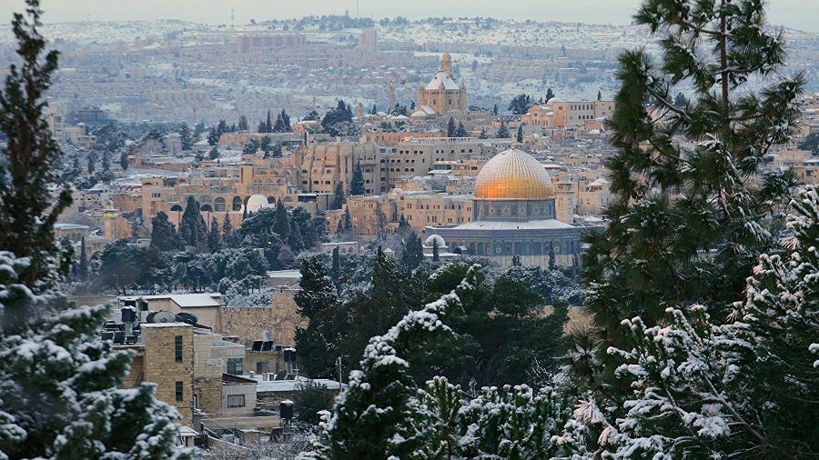 Jerusalém, em Israel - Getty Images/iStockphoto