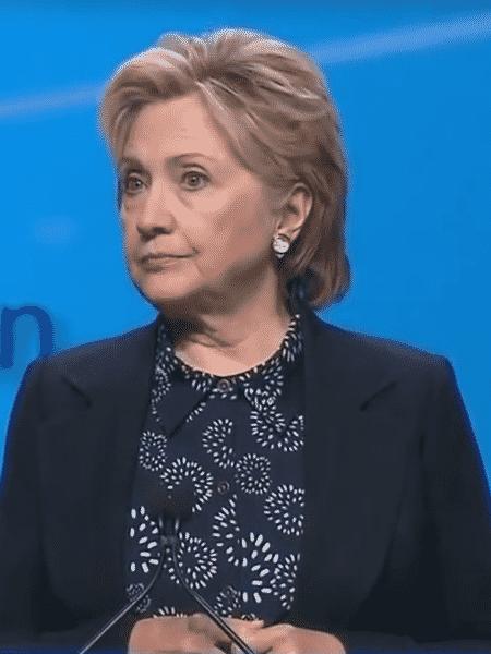 Hillary Clinton - Reprodução/Youtube - Reprodução/Youtube
