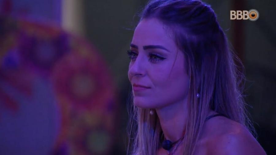 Pula chora de saudade de Pippa - Reprodução/Globoplay
