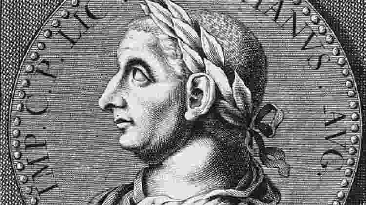 O imperador Valeriano comandou Roma por quase sete anos  - Getty Images - Getty Images