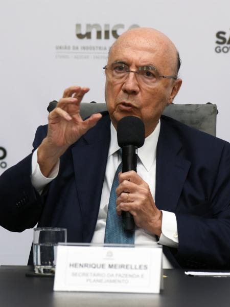 """Para ex-minitro da Fazenda, """"inflação de alimentos decorre do auxílio emergencial que elevou a demanda"""" - Murilo Góes/UOL"""