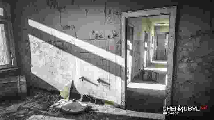Chernobyl VR - Reprodução - Reprodução