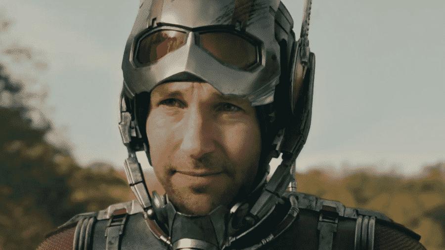 Paul Rudd deve interpretar o Homem-Formiga novamente - Reprodução