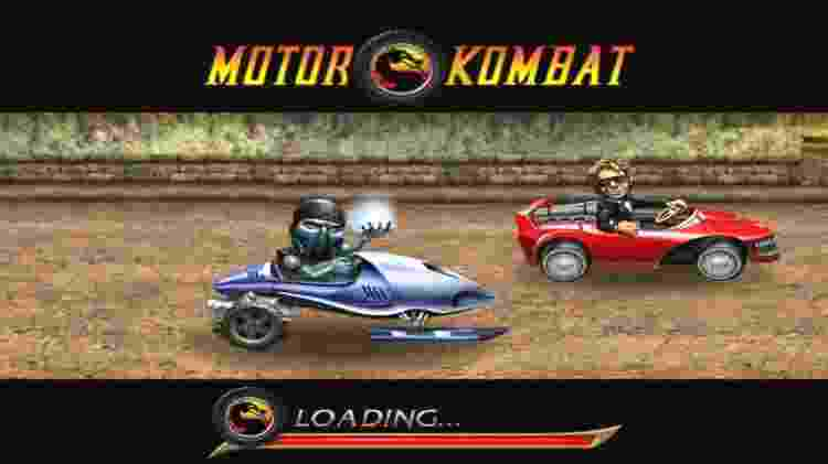 Motor Kombat - Reprodução - Reprodução