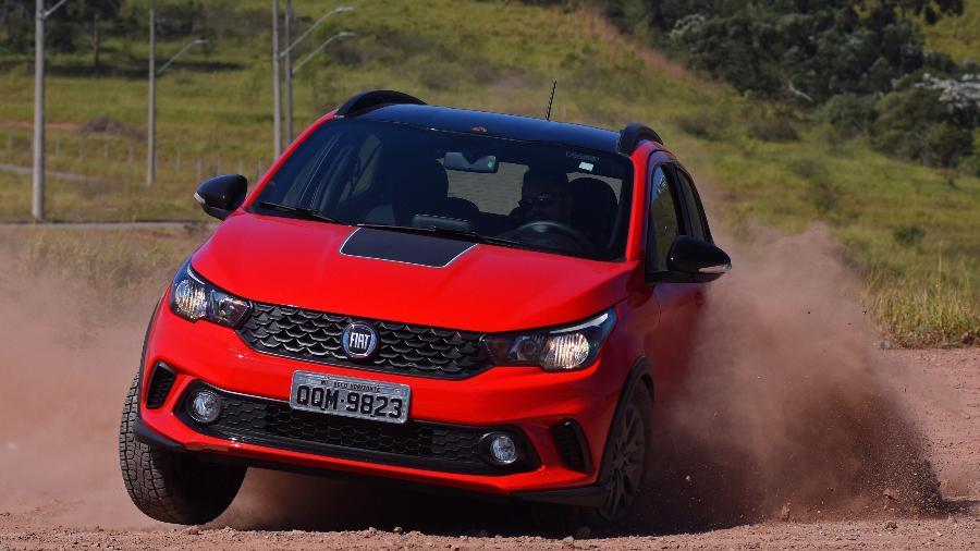 Fiat Argo Trekking, versão aventureira, teve preço reajustado de R$ 58.990 para R$ 59.990 - Murilo Góes/Colaboração para o UOL