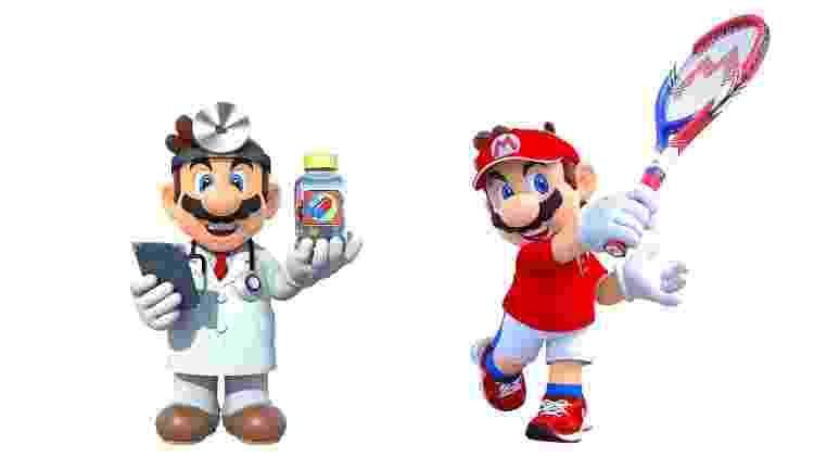 Mario - Reprodução - Reprodução