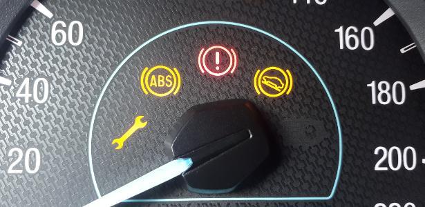 Veículos | Luzes no painel: como saber se seu carro está com um problema grave