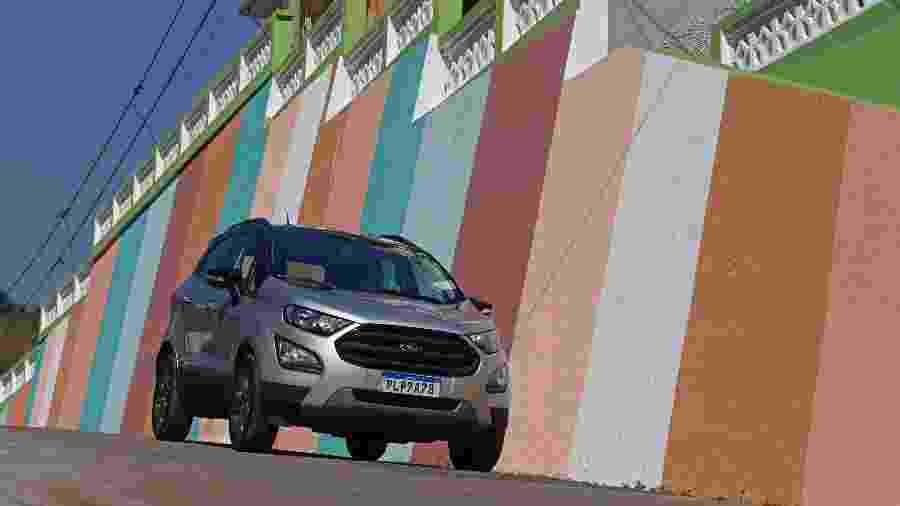 EcoSport mudará em 2021, ficará maior e abrirá espaço para um novo SUV compacto da Ford - Murilo Góes/UOL
