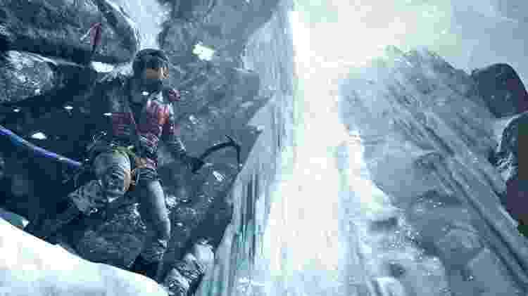 Rise of The Tomb Raider 2 - Divulgação - Divulgação