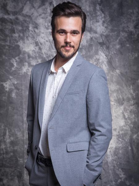Bruno Ferrari está atualmente na novela Salve-se Quem Puder - Divulgação/Globo