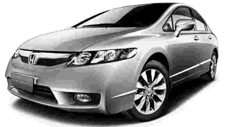 Honda Civic LXL SE 2011 - Divulgação - Divulgação